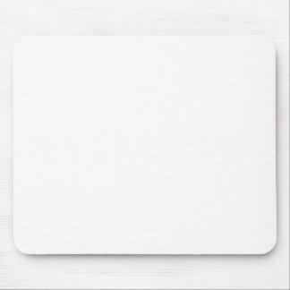 Weiß IST NICHT LAURENT-LOGO Mauspad