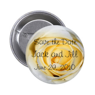 Weiß Save the Date Button