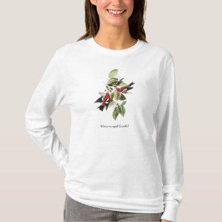 Weiß-winged Gegenwechsel - John James Audubon T-Shirt