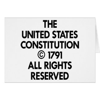 Weiß wir Konstitution aufgehoben Karte