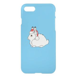 Weiße arktische Hasen mit roter iPhone 8/7 Hülle