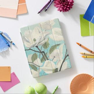 Weiße Blüten vom Süden iPad Smart Cover