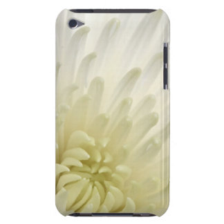 Weiße Chrysantheme Case-Mate iPod Touch Case
