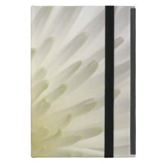 Weiße Chrysantheme iPad Mini Hülle