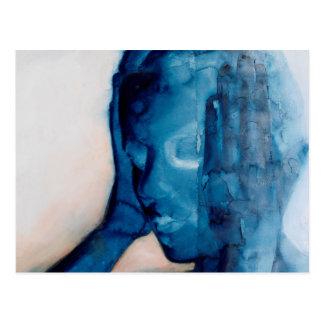 Weiße Geräusche 2007 Postkarte