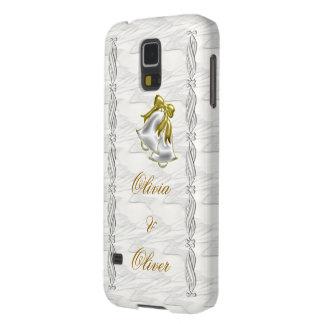 Weiße Hochzeit Samsung S5 Cover