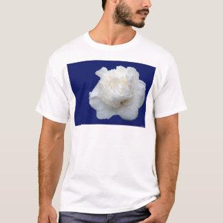 Weiße Kamelie T-Shirt