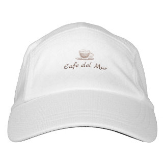 Weiße Kappe