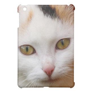 Weiße Katze Hülle Für iPad Mini