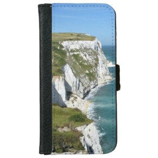 Weiße Klippen von Dover iPhone 6/6s Geldbeutel Hülle
