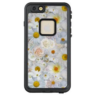 Weiße LifeProof FRÄ' iPhone 6/6s Plus Hülle