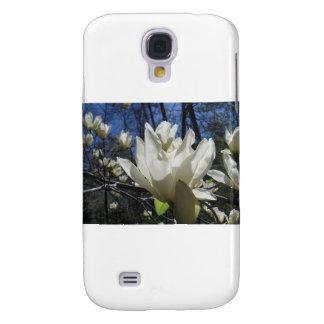 Weiße Magnolie im North Carolina Galaxy S4 Hülle