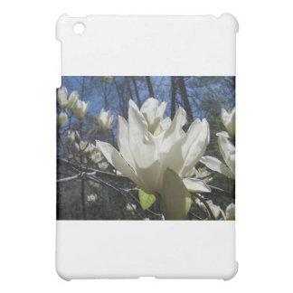 Weiße Magnolie im North Carolina Hüllen Für iPad Mini