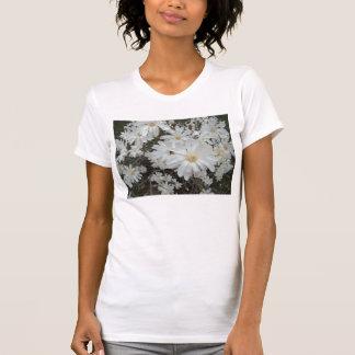 Weiße Magnolie T-Shirt