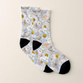 Weiße Socken