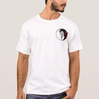 Weiße Tiger-Kampfkunst-Akademie - Reise T-Shirt