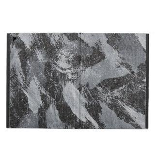 Weiße Tinte auf schwarzem Hintergrund #3