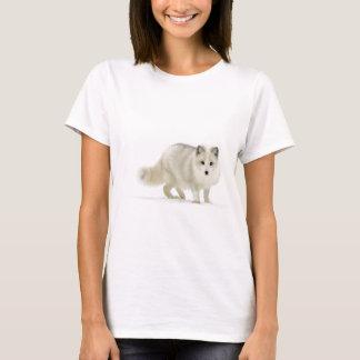 Weißer arktischer Fox T-Shirt