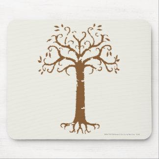 Weißer Baum von Gondor Mousepads