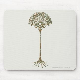 Weißer Baum von Númenor Mauspad