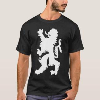 Weißer bayerischer Löwe T-Shirt