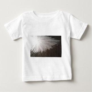 Weißer Funken Baby T-shirt