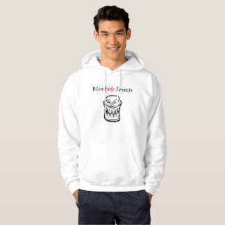 Weißer Hoodie 2