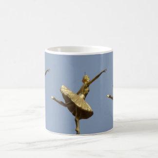 Weißer Kaffee-Tasse der Königin-Victoria Kaffeetasse