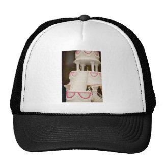 Weißer Kuchen Retrokult Cap