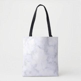 Weißer Marmor Tasche