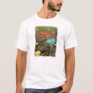 Weißer Mutant-Epochen-T - Shirt