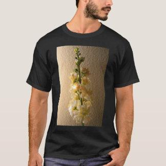 Weißer Orchideen-T - Shirt