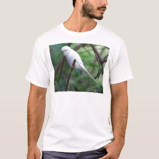 weißer Parakeet T-Shirt