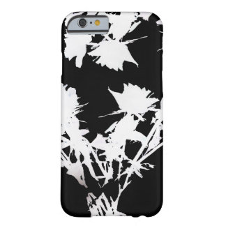 Weißer Rosen iPhone 6/6s Kasten Barely There iPhone 6 Hülle