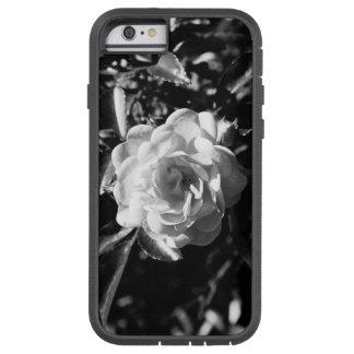 Weißer Rosen-Telefon-Kasten Tough Xtreme iPhone 6 Hülle