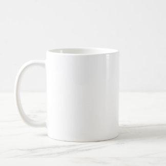 Weißer Schäfer Kaffeetasse
