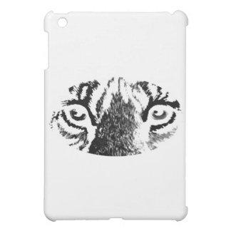 Weißer Tiger mustert die MUSEUM Zazzle Geschenke iPad Mini Hüllen