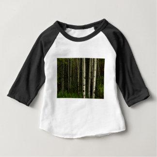 Weißer Wald Baby T-shirt