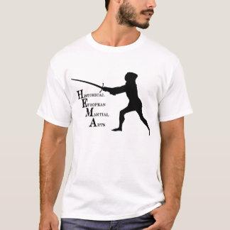 Weißes Hema Shirt