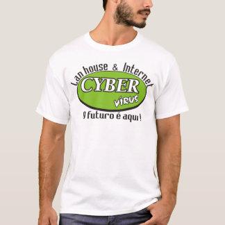 Weißes Hemd T-Shirt