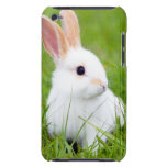 Weißes Kaninchen Barely There iPod Case