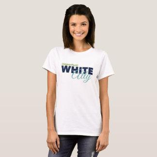 Weißes Verbündet-Shirt T-Shirt