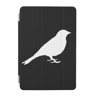 Weißes Vogel iPad Miniabdeckung iPad Mini Hülle