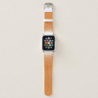 Weißglühen-Spray - kundenspezifische Apple Watch Armband