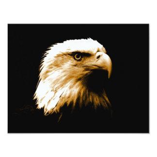 Weißkopfseeadler 10,8 X 14 Cm Einladungskarte