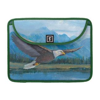 Weißkopfseeadler-Ansteigen Sleeve Für MacBooks