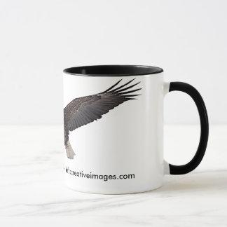 Weißkopfseeadler-Ansteigen Tasse