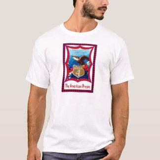 Weißkopfseeadler des amerikanischen Traums T-Shirt
