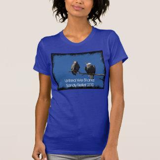 Weißkopfseeadler-Hurrikan-Sandy-Entlastung T-Shirt