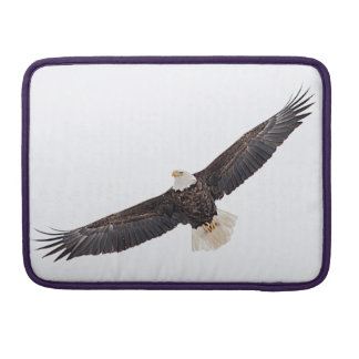 Weißkopfseeadler im Flug Sleeve Für MacBook Pro